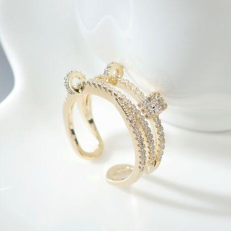 AAA grade zircon anneau en gros anneaux pour femmes NHPS222630's discount tags
