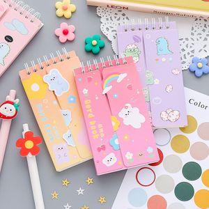 korean cute English word book students cute portable pocket notebook nihaojewelry wholesale NHZE222729