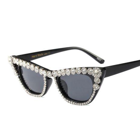 fashion  new simple luxury rhinestone sunglasses sunglasses trend  sunglasses nihaojewelry wholesale NHFY222749's discount tags