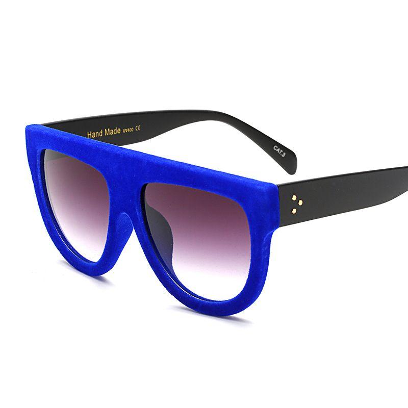 New  fashion personality colorful sunglasses nihaojewelry wholesale NHFY222775