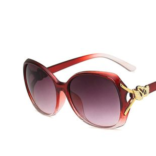 fashion  new simple sunglasses new ladies big frame fashion sunglasses trend wild personality sunglasses nihaojewelry wholesale NHKD222834's discount tags