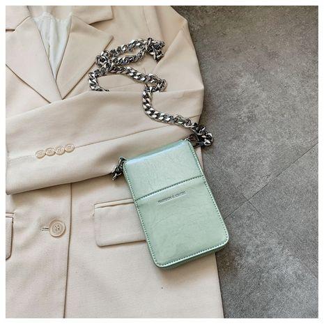 sac de téléphone portable de mode sac féminin populaire nouvelle vague coréenne chaîne sauvage sauvage sac à bandoulière nihaojewelry gros NHTC223097's discount tags