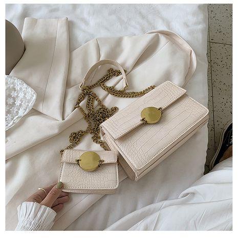 Français haut de gamme mode petit sac femelle nouvelle vague sauvage messager sac petit sac carré nihaojewelry gros NHTC223099's discount tags