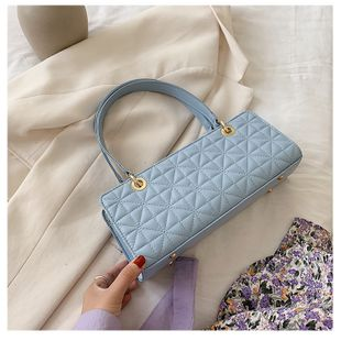 fashion small bag female bag  popular new wave Korean one-shoulder armpit bag portable French bag nihaojewelry wholesale NHTC223100's discount tags