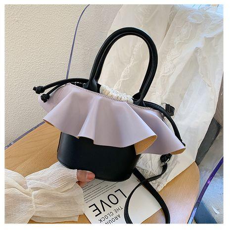 Petit sac tout-aller sac féminin nouveau sac à bandoulière à la mode à la mode sac seau portable nihaojewelry en gros NHTC223107's discount tags
