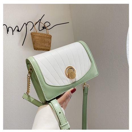 Mode coréenne nouvelle ligne de tendance sauvage une épaule bandoulière chaîne de mode petit sac carré nihaojewelry gros NHTC223195's discount tags