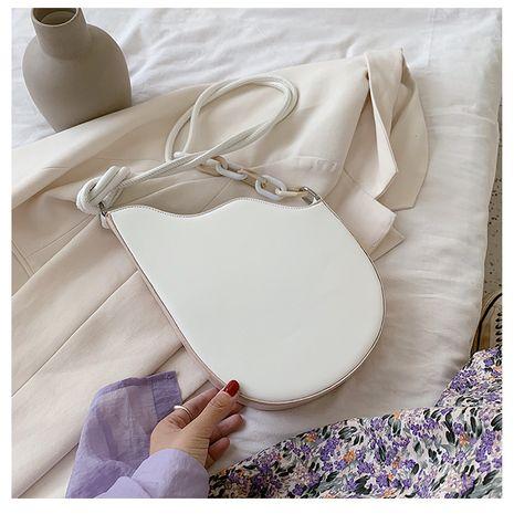 nouvelle mode nouvelle vague coréenne simple personnalité dames épaule messenger sac nihaojewelry gros NHTC223201's discount tags