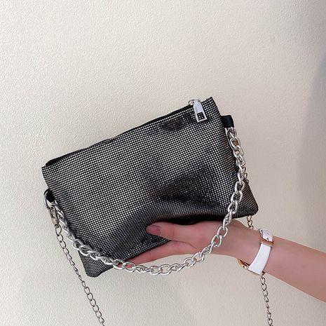 nouvelle vague mode coréenne une épaule messager chaîne de baguette paillettes aisselle sac sac à main nihaojewelry gros NHXC223236's discount tags