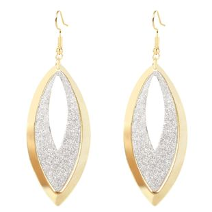 fashion jewelry exaggerated geometric hollow metal earrings fashion alloy earrings wholesale nihaojewelry NHCT223481's discount tags