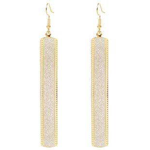 minimalist style alloy earrings personality temperament earrings fashion earrings wholesale nihaojewelry NHCT223490's discount tags