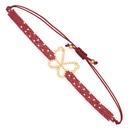 bracelet simple small butterfly insect jewelry Miyuki handwoven fashion jewelry wholesale nihaojewelry NHGW223559