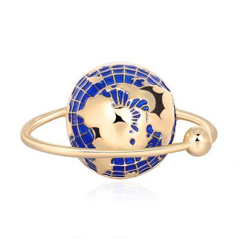 Nueva gota de aceite moda lindo globo planeta broche al por mayor nihaojewelry NHDR223773's discount tags