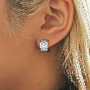 new style earrings temperament inlaid diamond square earrings exquisite micro inlaid zircon earrings explosion accessories wholesale nihaojewelry NHMO223837's discount tags