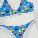 mode nouveau bikini divis impression maillot de bain sexy en gros nihaojewelry NHZO230601