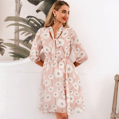 fashion new simple conservative dress for women wholesale  NHDE230738's discount tags