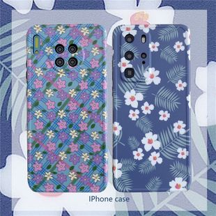 small flower mobile phone case for iPhone7/8plus/XR/11ProXSMAX protective sleeve wholesale nihaojewelry NHFI233350's discount tags