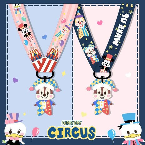 mobile phone lanyard chain hanging neck creative removable key lanyard anti-lost sling couple wholesale nihaojewelry NHJP233512's discount tags