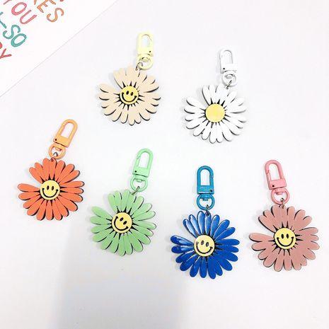 Corée Daisy Mode Porte-clés Pendentif Creative Cartable Pendentif Petit Cadeau en gros nihaojewerly NHJP233513's discount tags