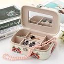 New Jewelry box velvet jewelry box ring jewelry earrings storage box wholesale nihaojewelry NHHO233521