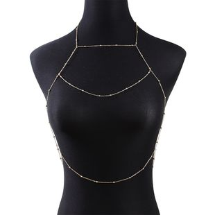 fashion new simple korean  sexy  personality  body chain nihaojewelry wholesale  NHPS233546's discount tags