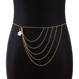 fashion new retro temperament  creative pearl chain nihaojewelry wholesale NHPS233552's discount tags