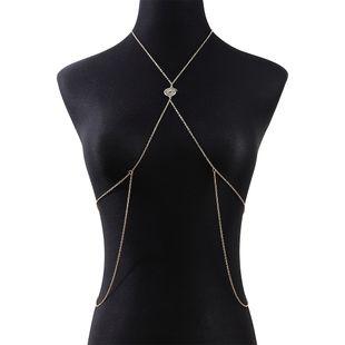 Korean fashion wild temperament little fairy personality body chain nihaojewelry wholesale  NHPS233556's discount tags