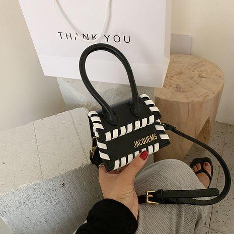 Kelly bolso de verano nuevo bolso de mujer tejido a mano cóncavo bolso crossbody al por mayor nihaojewelry NHGA233717's discount tags
