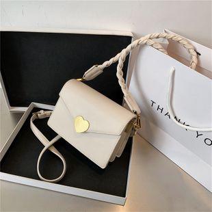 Nuevos bolsos de mujer popular new wave Messenger bag simple fashion small square bag wholesale nihaojewelry NHJZ233859's discount tags