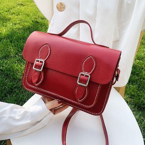 Été petit sac nouvelle vague mode coréenne casual simple épaule messenger sac en gros nihaojewelry NHJZ233876's discount tags