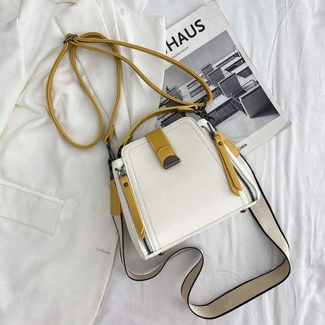 Portable seau sac nouvelle vague printemps et été mode coréenne épaule messenger sac en cuir souple petit sac en gros nihaojewelry NHJZ233880's discount tags