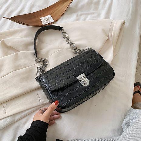 petit sac nouveau modèle d'alligator coréen mini chaîne sac à bandoulière en gros nihaojewelry NHJZ233881's discount tags