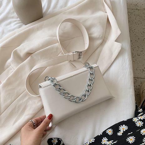 Sac populaire français nouvelle vague mode texture sac à bandoulière chaîne sac à aisselles en gros nihaojewelry NHJZ233883's discount tags