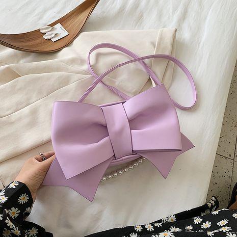 Perle portable petit sac nouvelle vague mode messenger sac à bandoulière en gros nihaojewelry NHJZ233887's discount tags