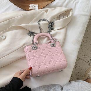 Nueva moda desgaste princesa bolsa casual messenger bag ladies simple simple bolso de hombro al por mayor nihaojewelry NHJZ233891's discount tags
