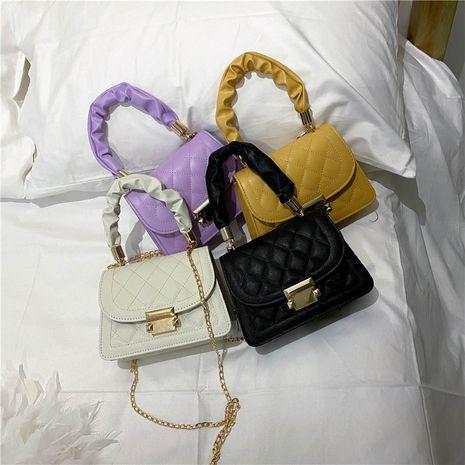 Nouvelle texture populaire petit sac d'été nouvelle mode à la mode portable sac à bandoulière en gros nihaojewelry NHXC233902's discount tags