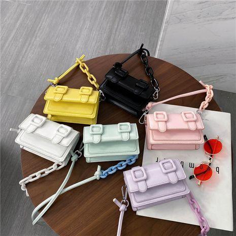 printemps et été petit sac mode sac à bandoulière diagonale sac couleur bonbon sac gros nihaojewelry NHXC233904's discount tags