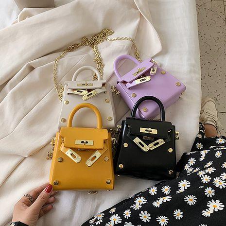 petit sac populaire nouvelle vague sac à bandoulière d'été sac en platine en gros nihaojewelry NHXC233908's discount tags