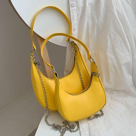 populaire sac nouvelle vague sac Messenger sac de mode chaîne aisselle sac de selle en gros nihaojewelry NHXC233910's discount tags