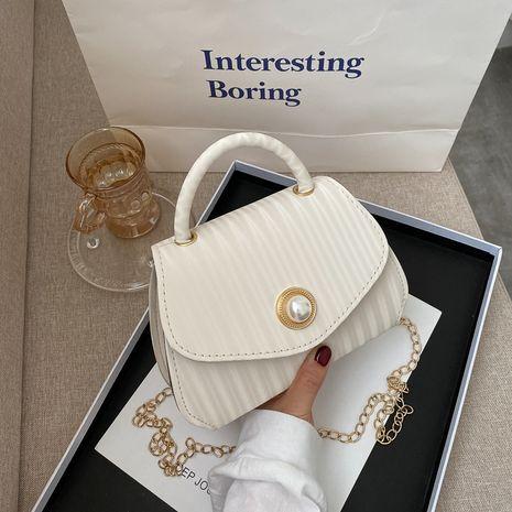 Sac femmes sac nouveau printemps petite chaîne de parfum sac messager petit sac fil à broder petit sac carré en gros nihaojewelry NHXC233916's discount tags