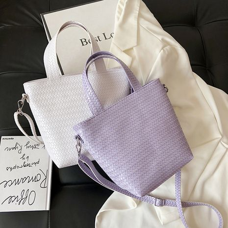 Dames d'été sac nouvelle vague mode sac à main coréen simple main sac à bandoulière en gros nihaojewelry NHXC233922's discount tags