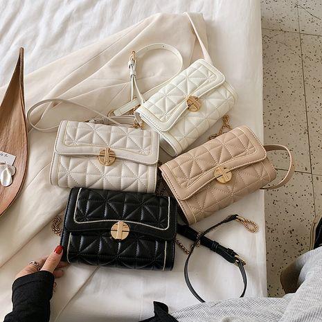 petit sac de nouvelle dame d'été nouvelle vague mode coréenne chaîne de messager petit sac carré en gros nihaojewelry NHXC233929's discount tags
