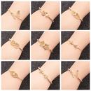 Trendy models jewelry microset zircon turtle adjustable ladies bracelet wholesale nihaojewelry NHYL234162