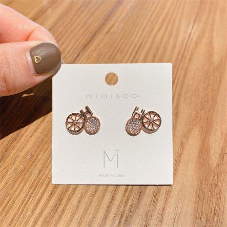 s925 plata aguja de lujo pendientes de circón pendientes de borla pendientes de círculo al por mayor nihaojewelry NHXI234415's discount tags