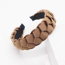 Nouvelle mode corenne twist color tissu cheveux accessoires cheveux accessoires en gros nihaojewelry NHWJ234464