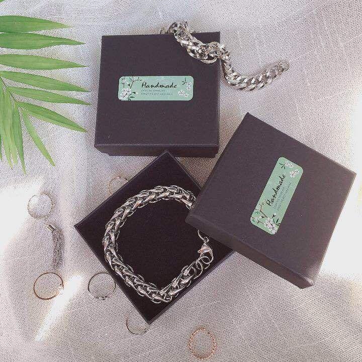 handmade bracelet earring box jewelry box Korean fashion jewelry box wholesale nihaojewelry NHIM234589