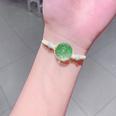 NHNA802562-31-Fruit-Green-Dried-Flower-Glass-Ball-(Series-6)