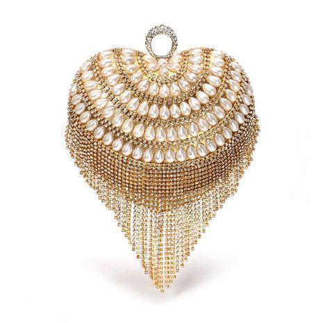 new rhinestone ladies dinner banquet clutch bag wholesale nihaojewelry NHYM234708's discount tags