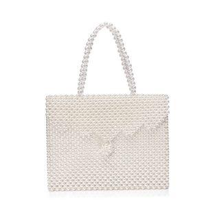 new summer pearl bag Korean pearl handbag bag wholesale nihaojewelry NHYM234722's discount tags