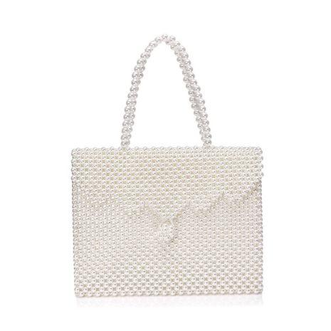 nouveau sac de perles d'été coréen sac à main de perles sac en gros nihaojewelry NHYM234722's discount tags