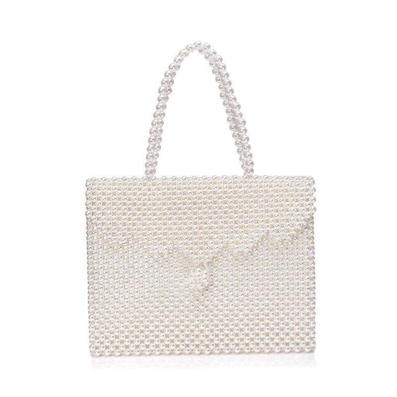 new summer pearl bag Korean pearl handbag bag wholesale nihaojewelry NHYM234722